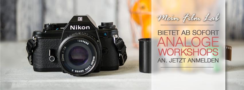 Fotografie auf Film – eine praktische Einführung
