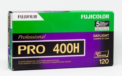 Fuji-Pro400H