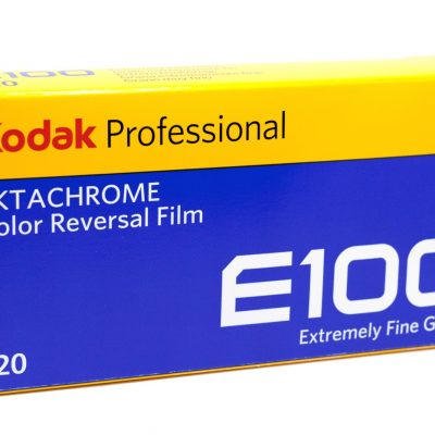 Kodak Ektachrome 100 Mittelformat