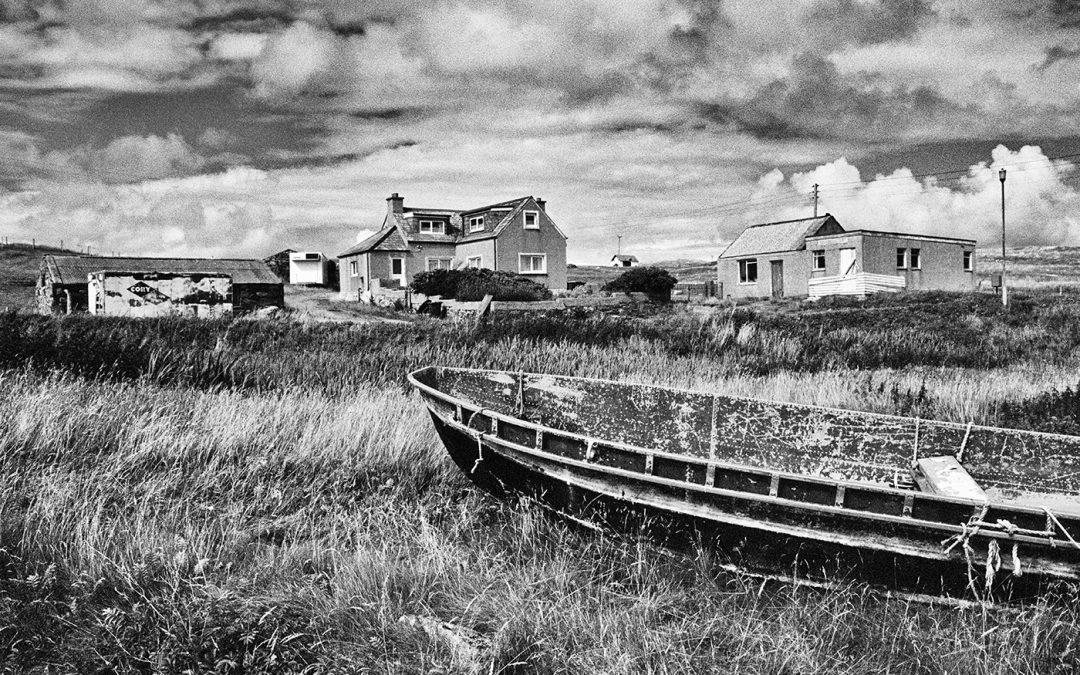 Hebridean Journey mit Kodak TRI-X 400