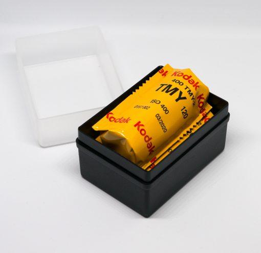 MFL-120-FilmBox für 120 Rollfilme