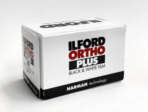 ILFORD ORTHO PLUS 80 135